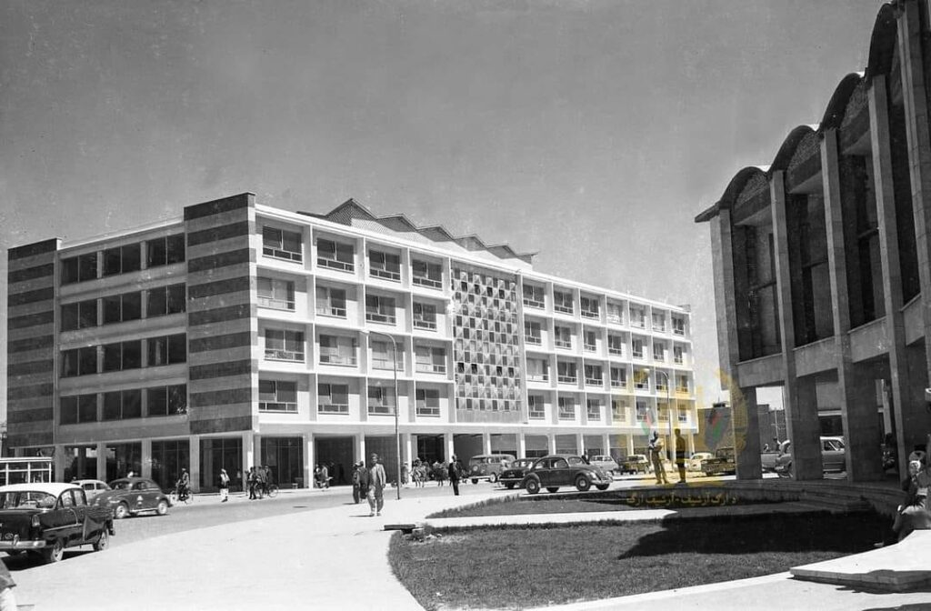 Ministry of Education Building 1975